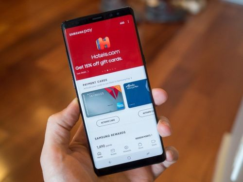 How to remove Samsung Pay from your Galaxy Phone's home or lock screen