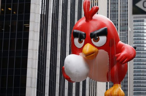 Angry Birds maker craters on bad guidance, losing half its market value