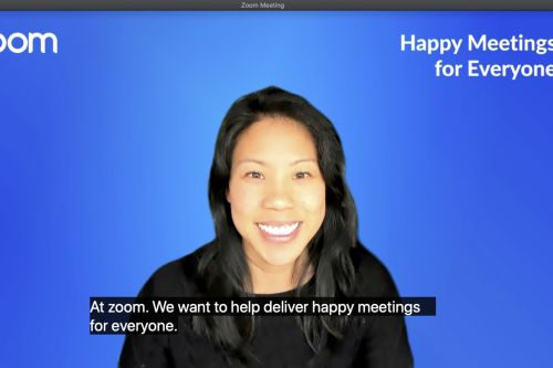 Zoom adding automatic closed captioning for all free accounts