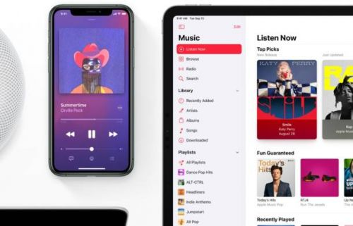 IOS 14.5 won't let you pick a new default music service after all