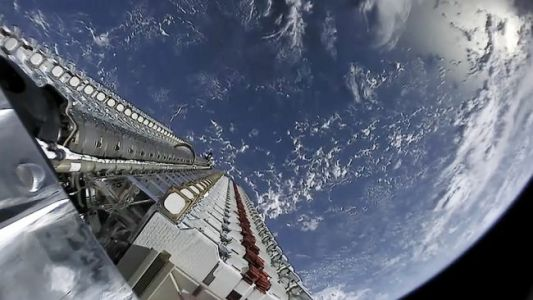 SpaceX Wants to Launch 30,000 More Starlink Satellites