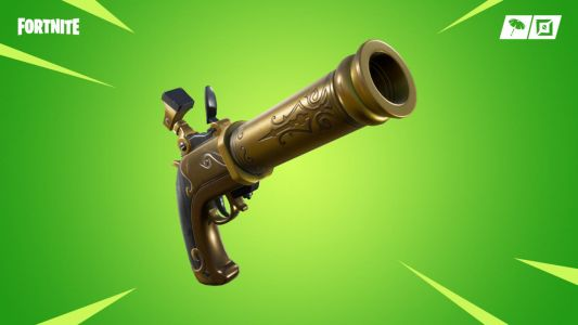 Fortnite Update Adds Flint-Knock Pistol; Patch Notes Available Here