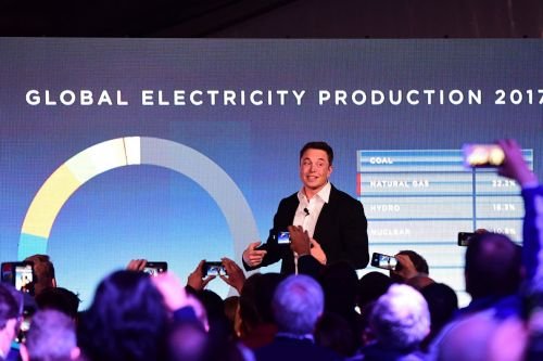 Elon Musk offers to rebuild Puerto Rico's power grid using solar