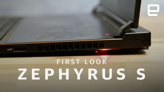 ASUS unveils an even thinner Zephyrus gaming laptop