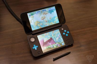 New Nintendo 2DS XL hands-on: this is the 3DS that always should have been