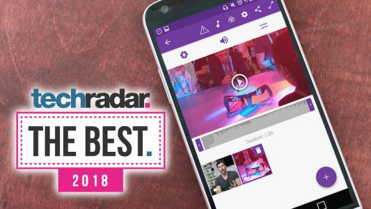 The best free video editor for Android 2018: a production studio in your palm
