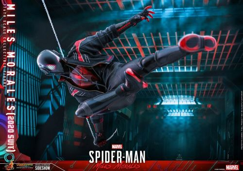 Hot Toys Reveals Awesome New Miles Morales Figure
