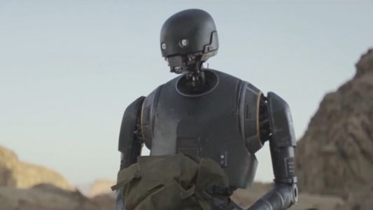 Alan Tudyk Says K-2SO Could Return for Disney+ Cassian Andor Series