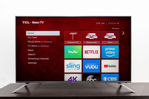 TCL's excellent 6-Series 4K TV is only $499.99 at Best Buy