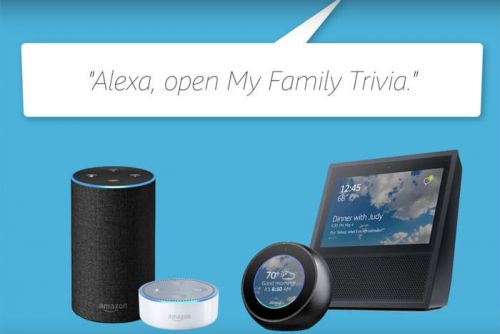 Amazon's custom Alexa Blueprints skills show how far ahead of Siri and Google Assistant it is