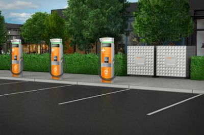 ChargePoint has taken over all of GE's 10,000 charging stations