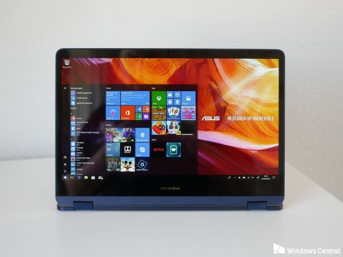 ASUS ZenBook Flip S review: A quality convertible that's surprisingly thin