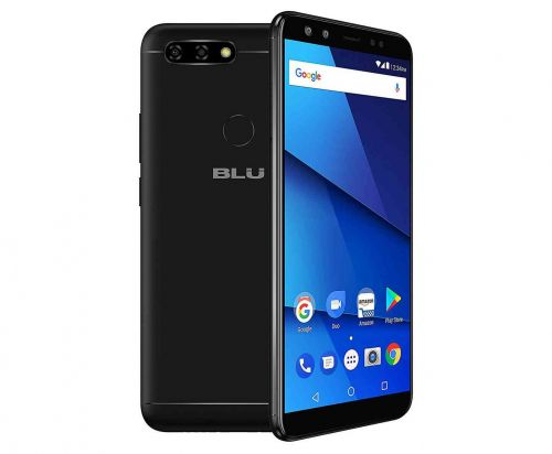 BLU Vivo X is a new Android smartphone with four cameras