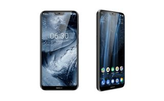 HMD Global's X6 is the first Nokia phone to feature a notch