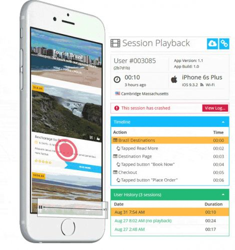 ServiceNow acquihires mobile analytics startup Appsee