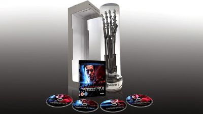 Terminator 2 4K Blu-ray with Endoarm says hasta la vista to your savings