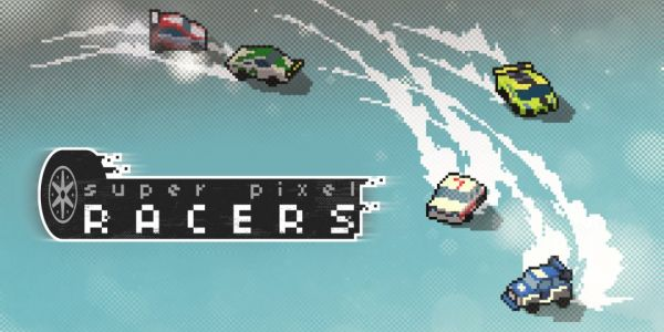 SUPER PIXEL RACERS Review: A Nostalgic Arcade-Style Experience