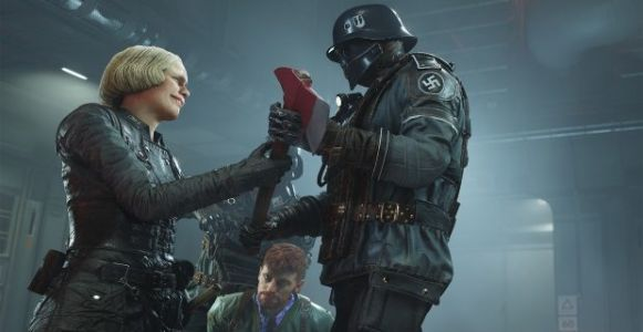 Wolfenstein 2 now just £20/$25, and you can try it free