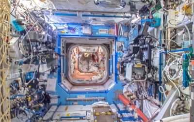 You can now explore the International Space Station using Google Street View