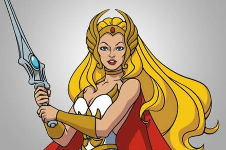 'She-Ra' reboot is bringing the Princess of Power to Netflix