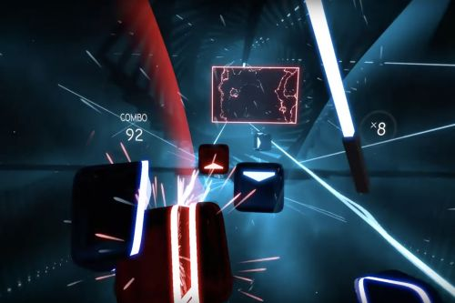Beat Saber is the neon-soaked VR Star Wars / Guitar Hero mashup you didn't know you needed