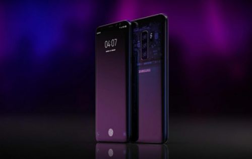 Galaxy S10 might have a fourth sibling