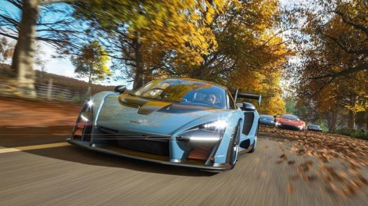 Forza Horizon 4 runs at native 4K resolution on Xbox One X, allows 60 FPS