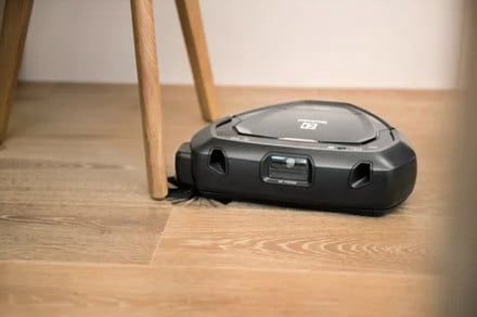 The i9 vacuum from Electrolux offers 3D Vision for more accurate mapping