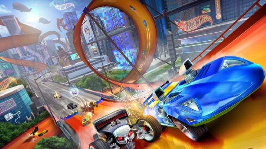 Hot Wheels is teasing a new Nintendo Switch game