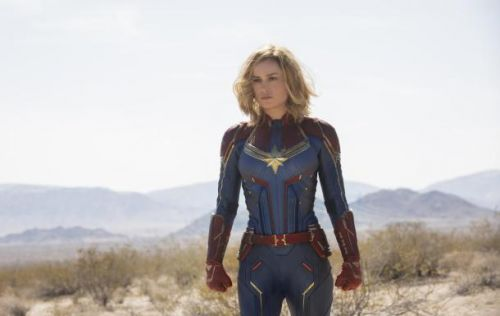 'Captain Marvel' and 12 other new trailers you need to watch from this past week