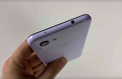 Google Pixel 3 Lite leaks again, this time on video