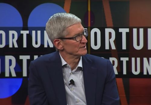 Tim Cook and Qualcomm CEO get into a war of words in the press