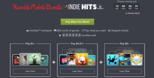 New Humble Bundle features Canadian-developed Android games