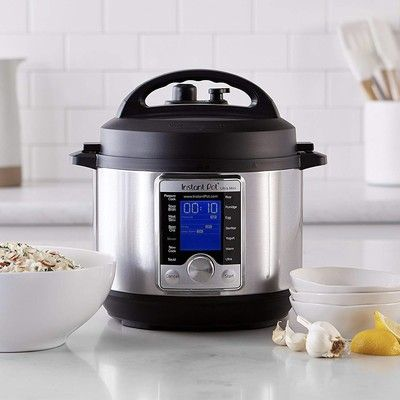 Time to try the Instant Pot Ultra pressure cooker on sale for $120 today