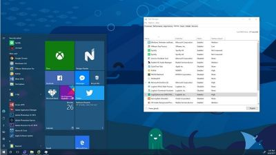 How to stop Windows 10 apps from automatically launching at startup