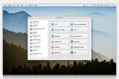 Get A Lifetime Of CloudMounter For Mac For Just $19
