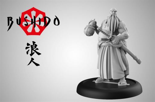 CGT Studios Taking Pre-Orders For Bushido: Risen Sun