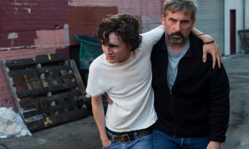 Steve Carell and Timothée Chalamet scored Amazon its best opening weekend ever with 'Beautiful Boy'