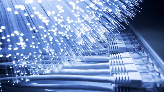 44Tbps is officially the world's fastest internet speed