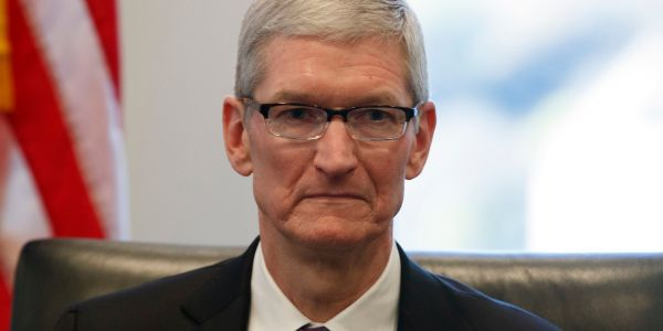 Apple CEO Tim Cook: I don't want my nephew on a social network