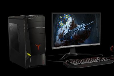 Lenovo just launched three new VR-ready gaming towers