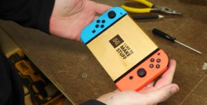 This DIY accessory makes it harder to lose the Nintendo Switch's tiny cartridges