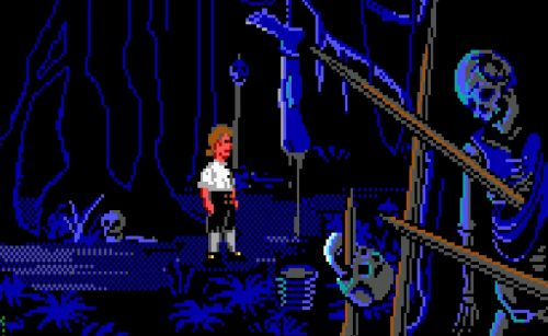 Video Game History Foundation begins new preservation project starting with Monkey Island cut content