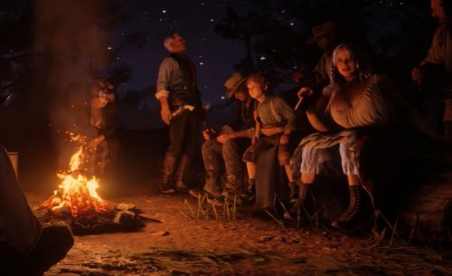 Red Dead Redemption 2 Marks The Return Of An Unexpected Character