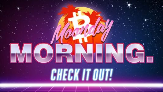 Moonday Mornings: Japanese ecommerce giant Rakuten may be getting into cryptocurrencies