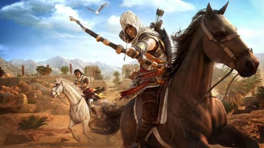 Assassin's Creed Origins: The Hidden Ones expansion gets launch trailer