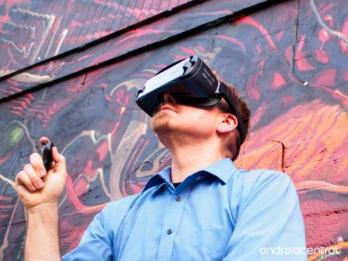 Samsung Galaxy S10: What about the Gear VR?