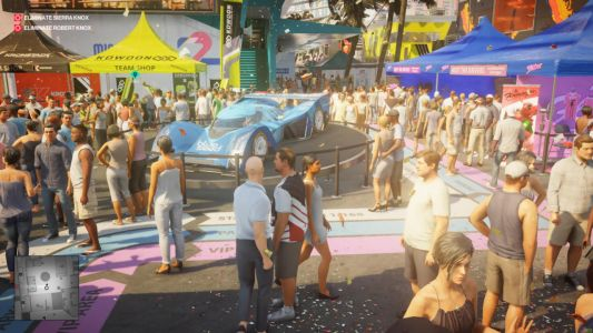 Hitman 2 Review - You Can Stop Hitting Me Now