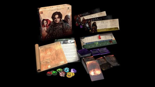 DUNE: HOUSE SECRETS Board Game Gets a Release Date
