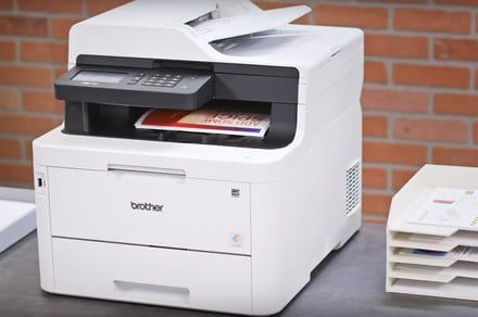 Brother's new laser printers spit out prints with just a tap thanks to NFC
